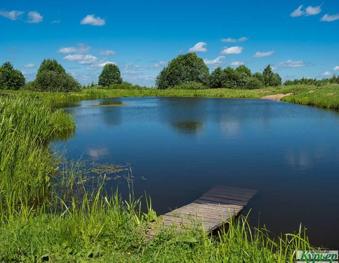 Топ-5 озер Витебского края. Самое древнее, самое глубокое, самое чистое и самое рыбное