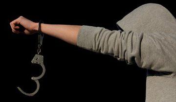 подросток преступник