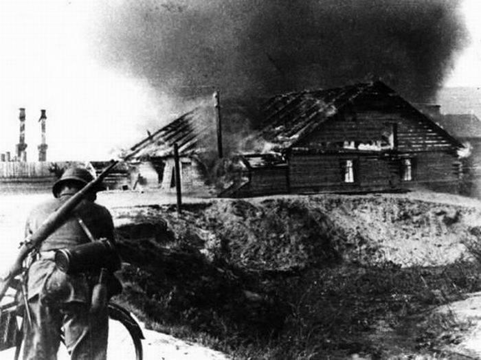 Освейская трагедия 1943 года. Очевидцев уже не осталось