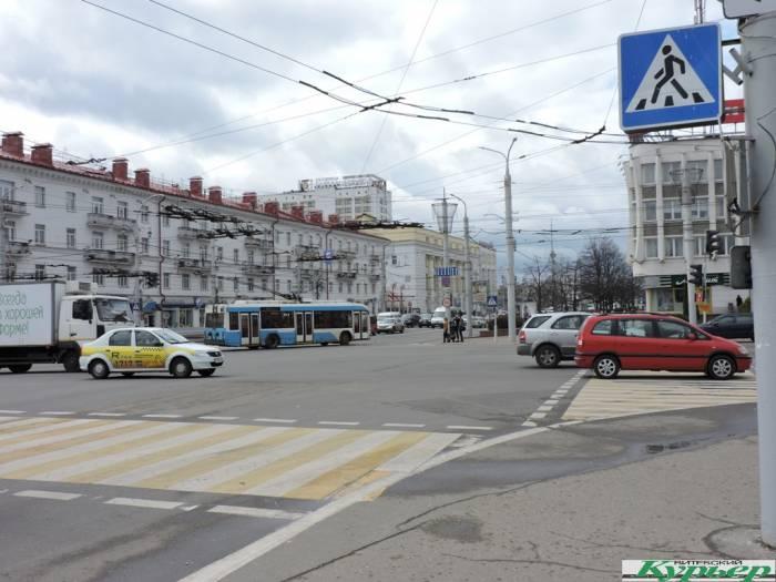 Когда и где в Витебске появился первый светофор
