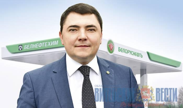 Директор РУП «Белоруснефть-Витебскоблнефтепродукт» Александр Капшуль стал «Лучшим руководителем года»