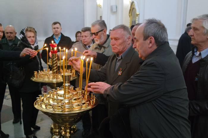 чернобыль митинг в соборе витебск 26.04.2018