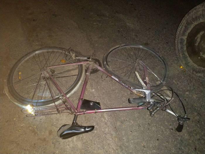 дтп ольгово трактор велосипедист