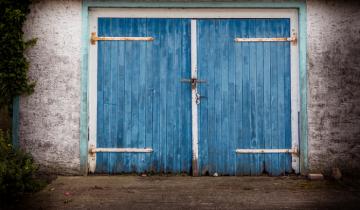гараж дверь