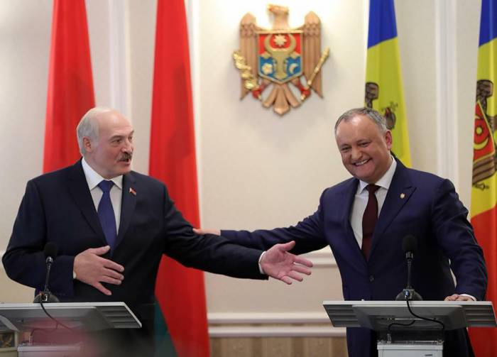 лукашенко додон молдова