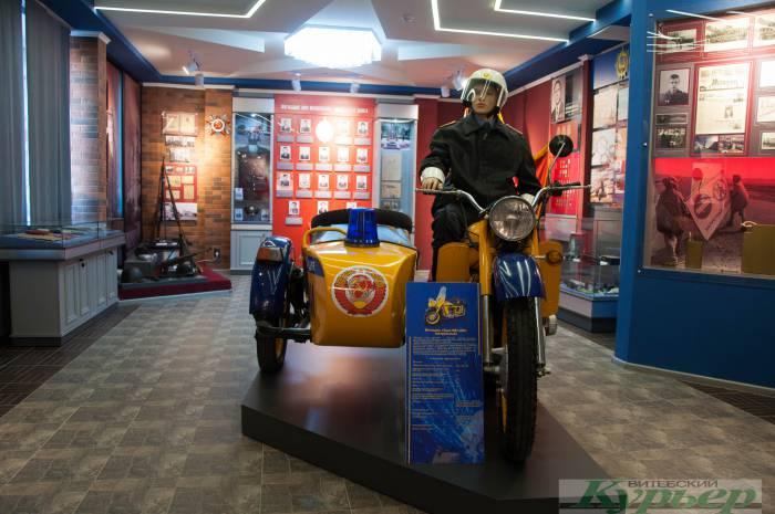 7 раритетов витебского «музея милиции»