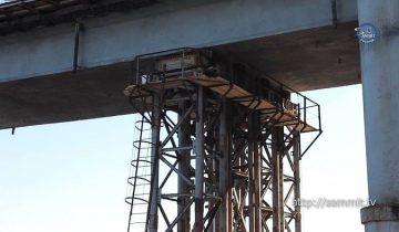 опора мост новополоцк