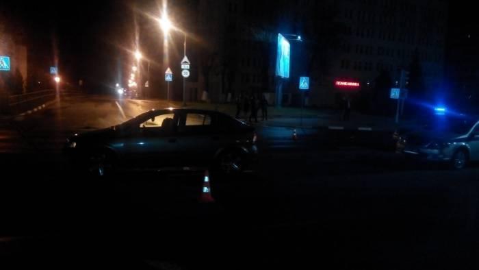 дтп авария пешеход
