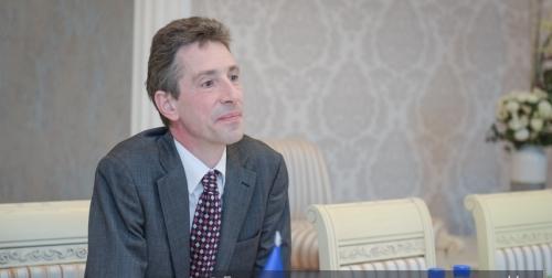 24 — 25 апреля Витебск посетит Чрезвычайный и Полномочный Посол Франции в Беларуси Дидье Канесс