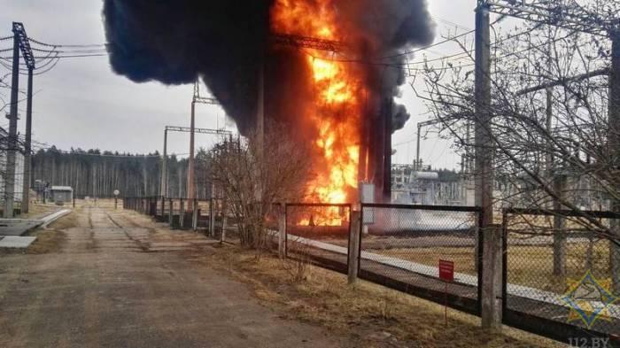Пожар Ветрино