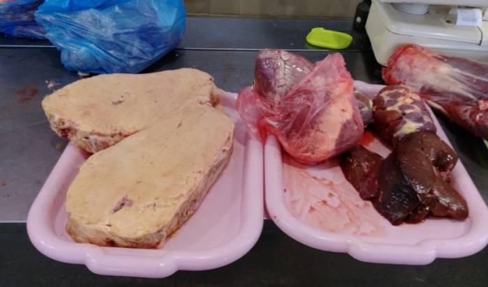 рынок мясо взятка