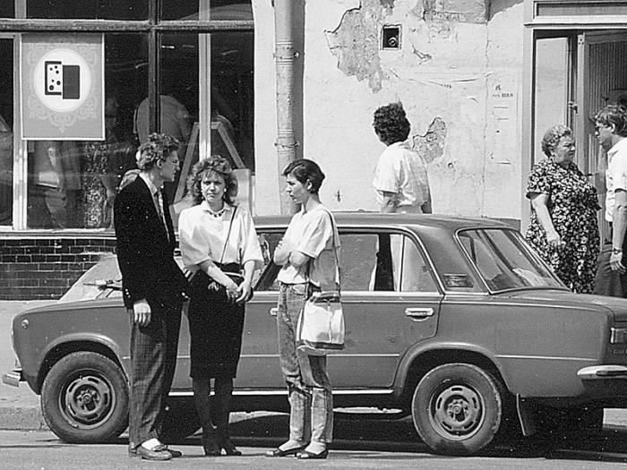 «Полонез», «Мелисса» и коммерческое такси «Лада». Первые кооперативы и первые бизнесмены в Витебске в конце 80-х