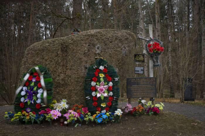 Ответ из Оршанского райисполкома: Официальных данных нет — увековечить жертвы репрессий нельзя