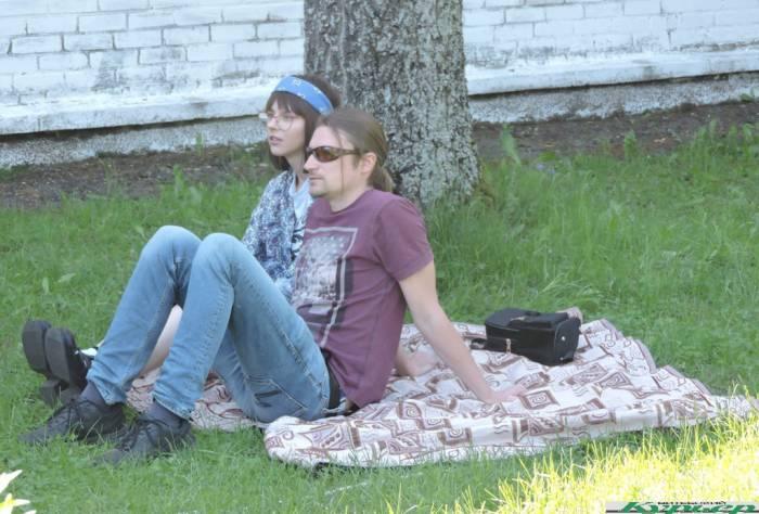 В Летцах под Витебском в четвертый раз прошел «Адамаўскі фэст»