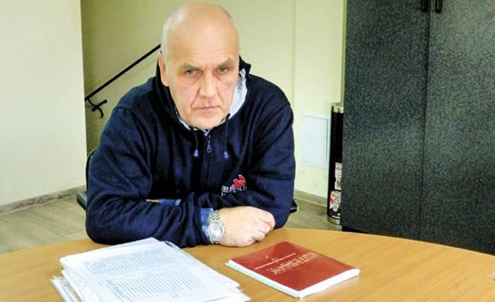Александр Скрыпник