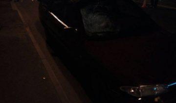 ДТП авария пешеход смерть Маркса