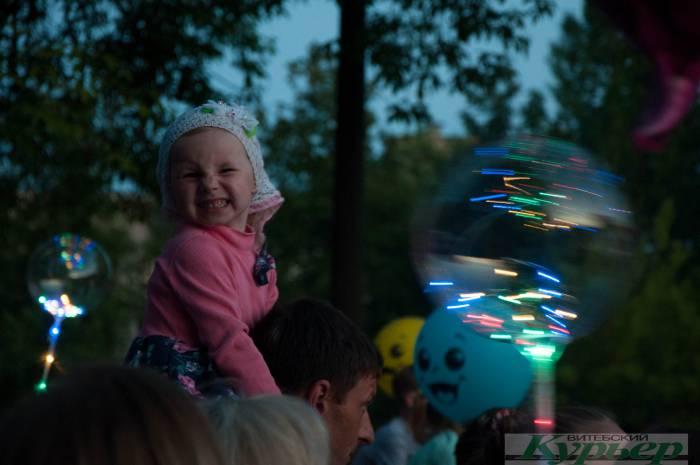 Фестиваль волшебных шаров: как это было