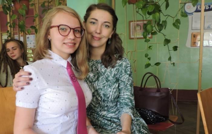 В СШ №21 Витебска прошли открытые «Задзвінскія чытанні»