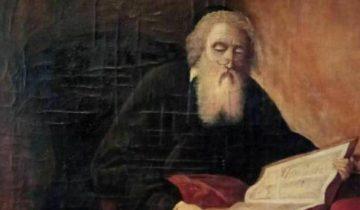 Юдель Пэн «Старый раввин»
