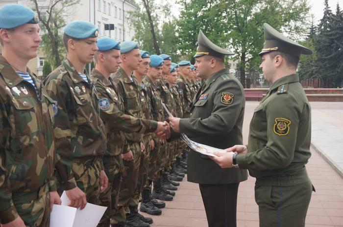 десантники солдаты