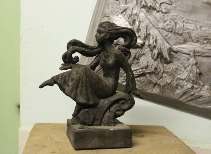 Как будет выглядеть скульптура «Лучеса» в Витебске