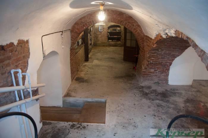 В Витебске открыли новый музей. В подвале!