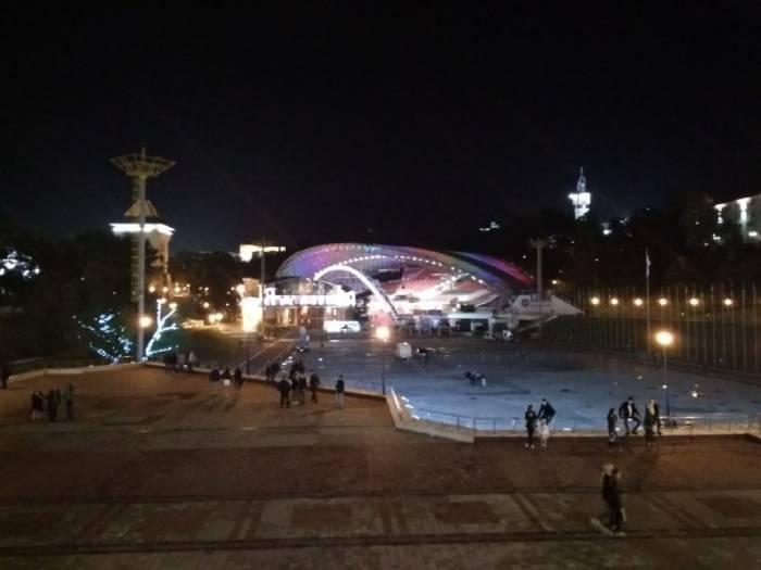 Салюта на закрытие «Славянского базара в Витебске» не было