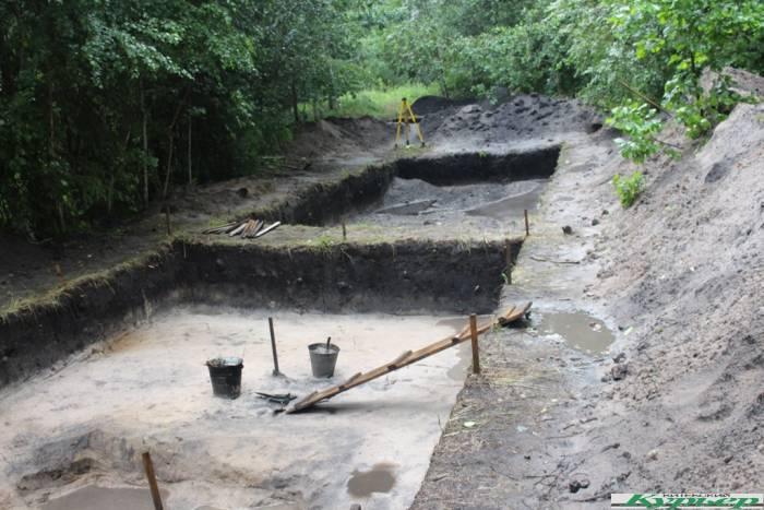 Под Витебском нашли селище, которое считалось навсегда утраченным