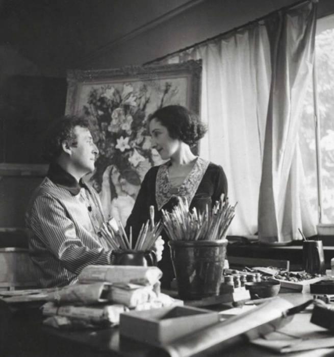 «Это мои глаза, моя душа»: любовь Беллы и Марка Шагала