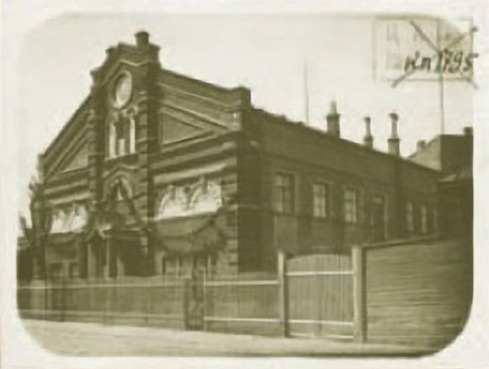 «Витебск, который мы потеряли»: синагоги на улицах Революционной и Грибоедова