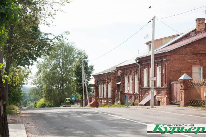 Улица Грибоедова: водопроводные тайны и как выглядит один из самых старых домов Витебска