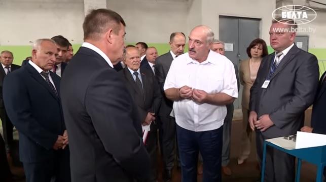 За что Лукашенко ругал Оршу: 4 крупнейших предприятия района, которыми недоволен Президент