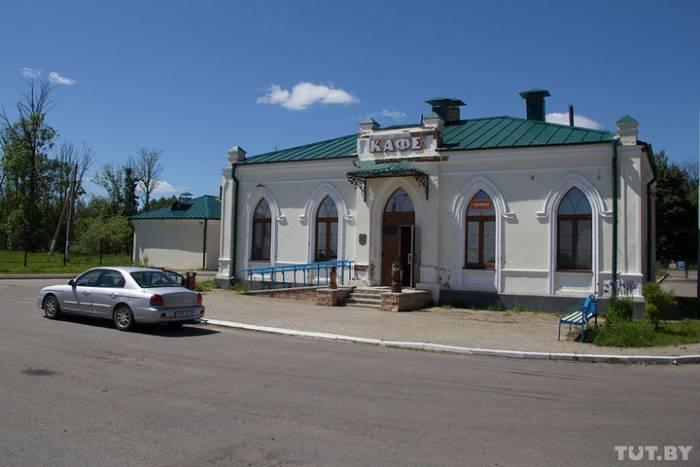 почтовая станция в Городокском районе