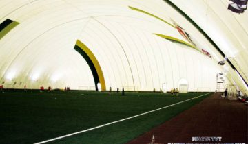 манеж витьба футбол