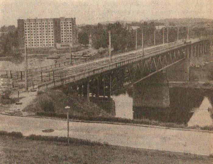 Как ровно 30 лет назад в Витебске взрывали мост Блохина. Как это было