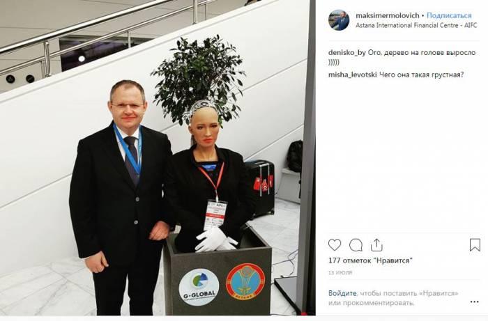 7 фактов про нового министра финансов Максима Ермоловича, родом из Лепеля