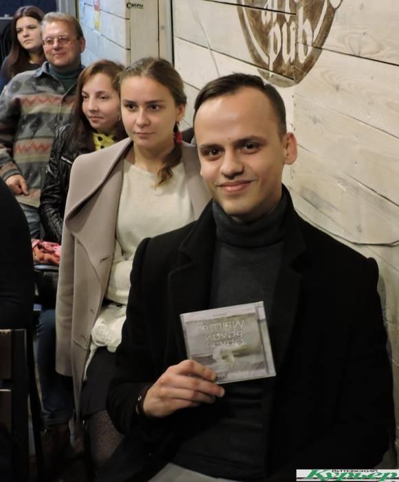 10 шчырых прызнанняў Уладзіміра Арлова ў Віцебску