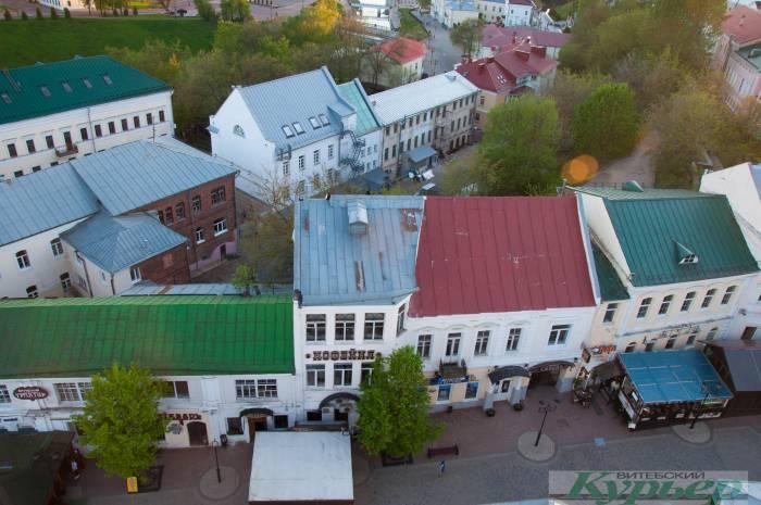 Путеводитель по главным достопримечательностям улицы Суворова в Витебске
