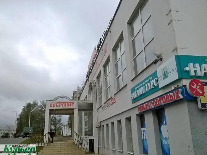 Нетрезвая витебчанка упала со второго этажа кафе «Собрание»