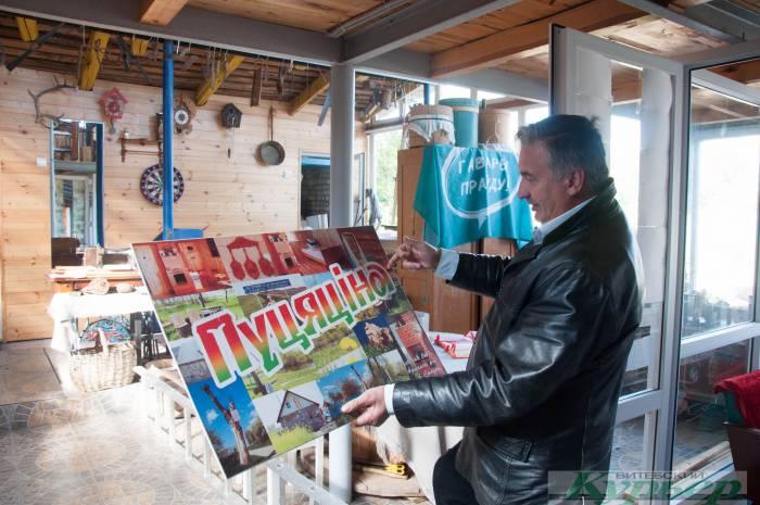 Как житель Орши создал на агроусадьбе большой музей старинных вещей