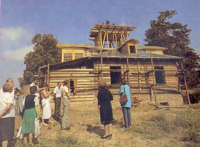 5 фотофактов восстановления витебского имения Ильи Репина. Как непросто складывалась судьба музея-усадьбы «Здравнево»