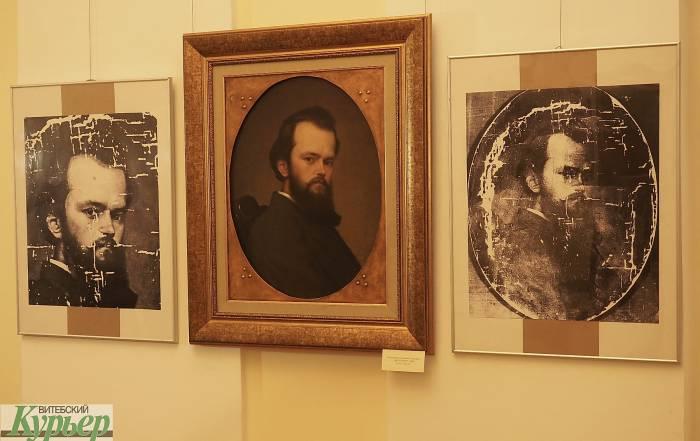 В Художественном музее Витебска открылась уникальная выставка «Реставрационная мастерская». Что там можно увидеть?