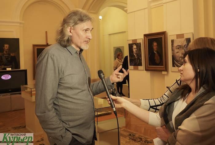 Сегодня в Витебске в Художественном музее открылась выставка про искусство реставрации