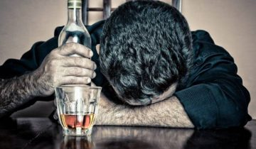 алкоголизм, бутылка