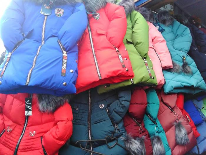 Где в Витебске дешевле купить зимний гардероб для 6-летней девочки. Рынок или магазин?