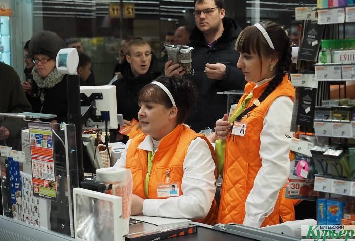 В Витебске открыли «Гиппо»: драк не было, но автомобилистов ждал неприятный сюрприз