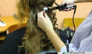 парикмахер, прическа
