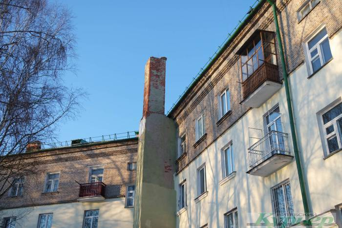 История витебских дымоходов. Как появились и где еще сохранились дымовые трубы