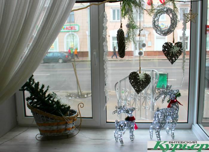 Топ-5 кафе с интересным новогодним интерьером. Где в центре Витебска уютно посидеть в зимние праздники