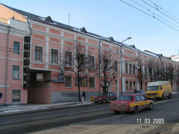 5 интересных фактов из истории Доме кино в Витебске на улице Ленина